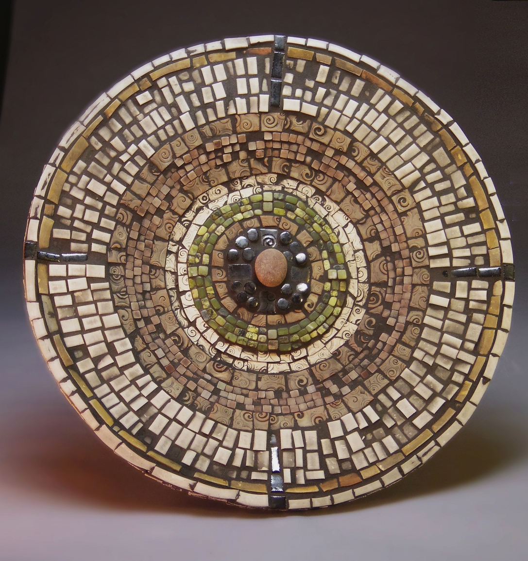 Large Platter Mosaic