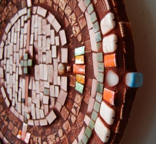 Jade Cross Mosaic