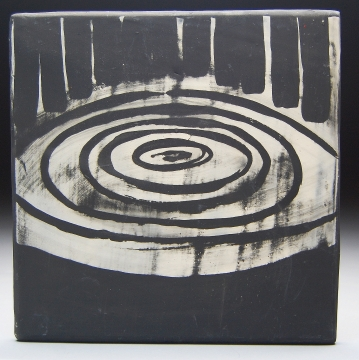 Water-etched Tile